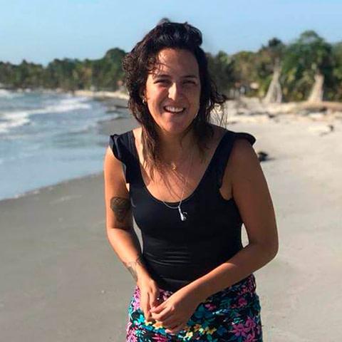 Sofia Escobar Isaza, colaboradora de Necocli tiene magia