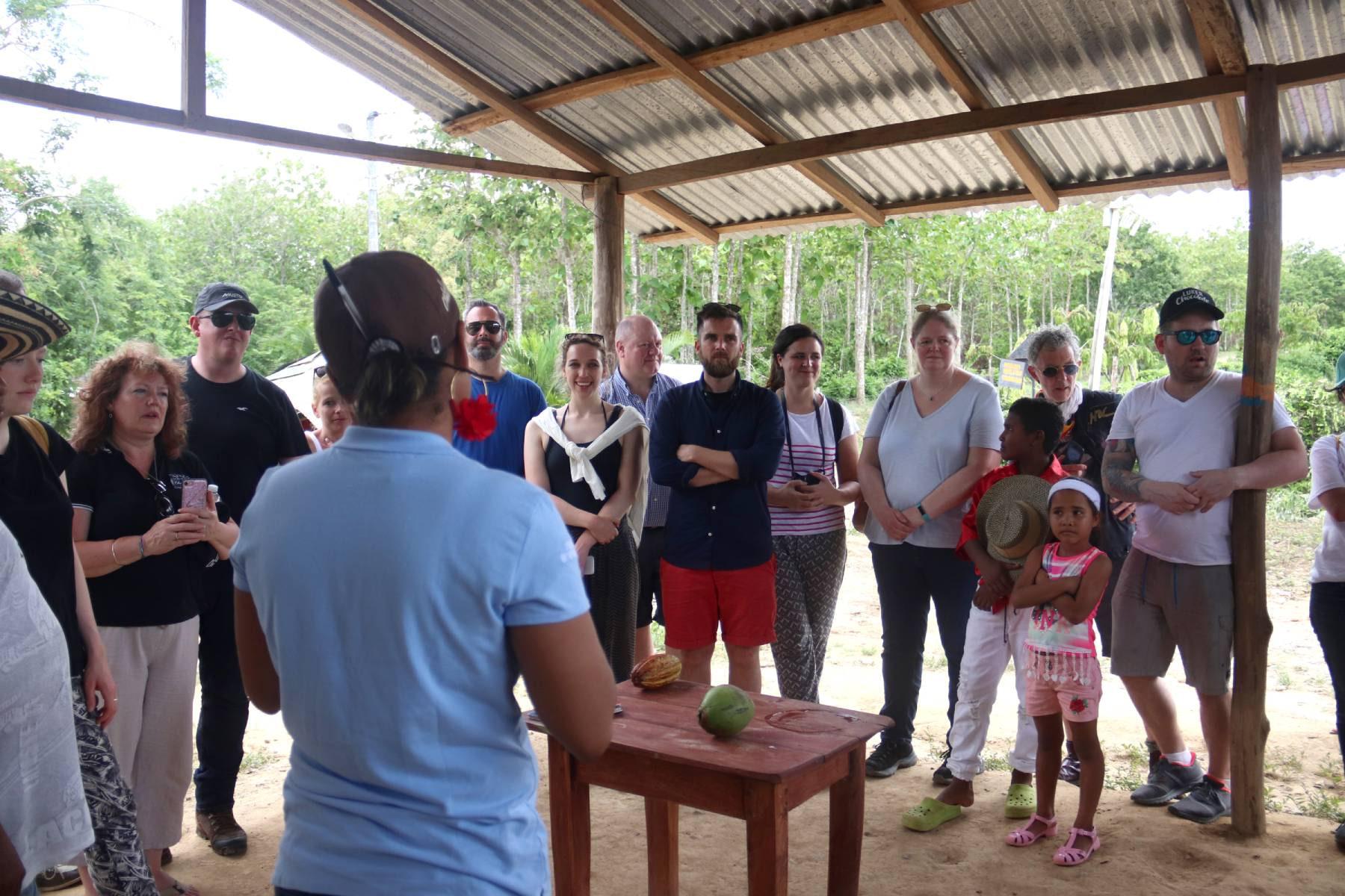 ¡Vive Caribia! Turismo comunitario